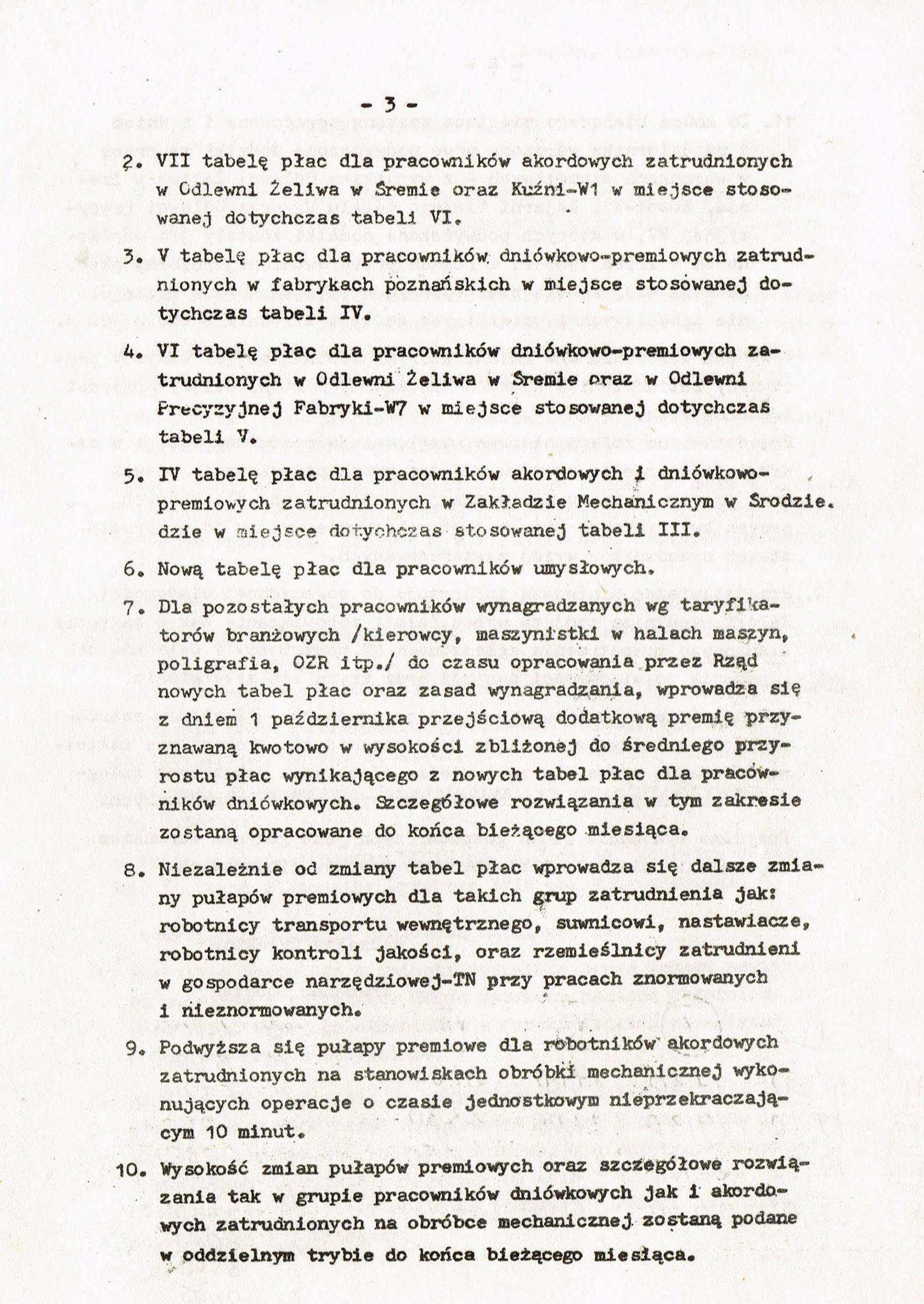 Z Archiwum Solidarności: Odpowiedź HCP strona 3